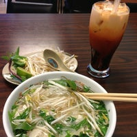 Photo taken at Pho Crystal Vietnamese Cuisine by Nancy H. on 8/7/2013
