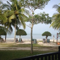 Photo taken at Meritus Pelangi Beach Resort & Spa Langkawi by Sharon K. on 6/15/2013