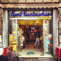 Photo taken at Sant'Eustachio Il Caffè by Amaury V. on 11/6/2012