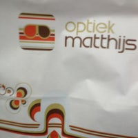Photo taken at Optiek Matthijs by Amaury V. on 12/28/2012
