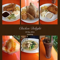 Photo taken at Chicken Delight 喜愛雞 by Andy W. on 3/29/2014