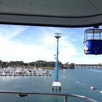 1/22/2013 tarihinde Brooklyn🐾ziyaretçi tarafından Bayside Skyride'de çekilen fotoğraf