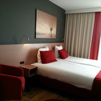 Photo taken at Park Plaza Hotels Europe by Erick S. on 5/8/2013