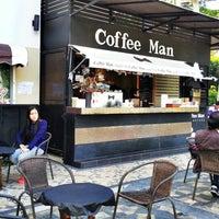 Photo taken at Coffee Man by yao b. on 1/2/2014