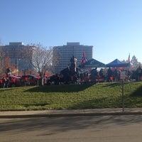 Photo taken at University of Cincinnati by Hollie K. on 11/17/2012