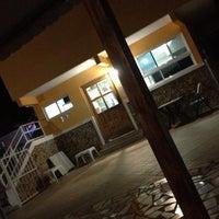 Photo taken at Hostal Villa Esperanza by Ana Victoria C. on 4/28/2013