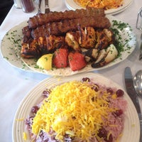 Photo taken at Ravagh Persian Grill by Lanre A. on 6/1/2014
