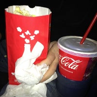 Photo taken at Regal Cinemas Hunt Valley 12 by Valerie B. on 11/10/2012