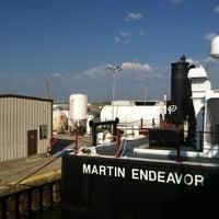 Photo taken at Martin Harbor Island by Winston S. on 10/2/2012