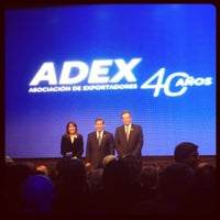 Photo taken at Asociación de Exportadores - ADEX by AnaC P. on 8/23/2013