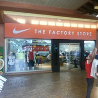 Photo taken at Nike Outlet SLEX by Bohds R. on 4/20/2013