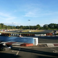Photo taken at Kart Track by Bohds R. on 4/13/2013