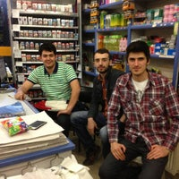 Photo taken at Şengül Market by Enes S. on 4/12/2013