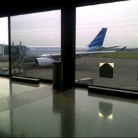 Photo taken at Gate F3 by Sugeng S. on 4/3/2013