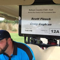 Photo taken at Belleair Country Club by Scott F. on 4/30/2016