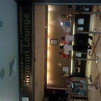 Photo taken at Singosari Lounge by Vera on 4/29/2013