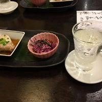 Photo taken at 新潟の地酒とうまいもの処 かもくら by 謎熊 on 10/8/2016