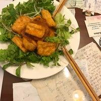 Photo taken at Minh Hiên - Quán Chay (Vegetarian) by Natalia E. on 3/22/2017