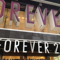 Photo taken at Forever 21 by Natalia E. on 4/3/2013