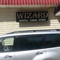 Photo taken at Wizard Vehicle Tuning Studio by Denis K. on 4/26/2013
