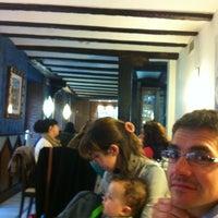 Photo taken at Cafetería Internacional, Granada by Rebeca A. on 4/3/2013