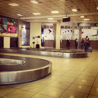 Photo taken at Odessa International Airport (ODS) by Yan R. on 6/12/2013