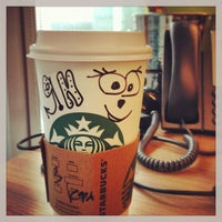 Photo taken at Starbucks by Yan R. on 4/1/2013