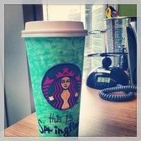 Photo taken at Starbucks by Yan R. on 4/12/2013