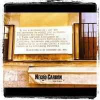 Photo taken at Negro Carbón by Luis F. on 10/16/2012