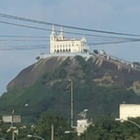 Photo taken at Sanctuary of Our Lady of Penha de France by Leandro F. on 7/8/2013