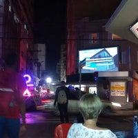 Photo taken at Cine Rua Sete by Danilo R. on 5/14/2014