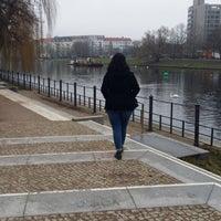 Photo taken at Prinzenstraße by Buket Evcin on 1/21/2018