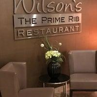 Das Foto wurde bei Wilson's Restaurant von Thorsten D. am 3/13/2017 aufgenommen
