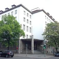 Das Foto wurde bei Hochschule für Wirtschaft und Recht (HWR) von Thorsten D. am 4/29/2014 aufgenommen