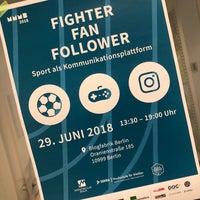 Das Foto wurde bei DEKRA Hochschule für Medien von Thorsten D. am 6/25/2018 aufgenommen
