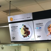 Photo taken at IKEA Restaurant by Thorsten D. on 10/13/2017