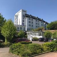 Photo taken at relexa hotel Bad Salzdetfurth by Thorsten D. on 5/11/2017