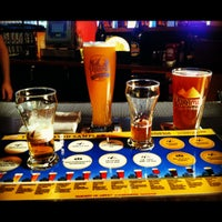 Photo taken at Pyramid Alehouse Brewery by Katie P. on 10/27/2012