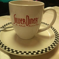 Photo taken at Silver Diner by FLIP on 4/2/2013