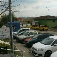 Photo taken at Adliye Taksi Durağı by Samet B. on 11/30/2015