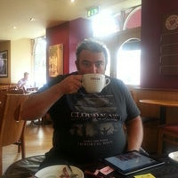 Photo taken at Costa Coffee by Vivienne A. on 8/12/2013