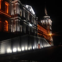 Photo taken at Kuleli Sahil İskele by Emre T. on 3/2/2014
