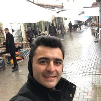 Photo taken at Börekci Ticaret by Rüstem B. on 1/16/2017