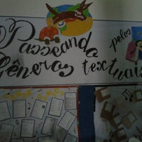 Photo taken at Instituto de Educação - IEG by Ana Luiza G. on 12/2/2013