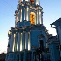 Photo taken at Храм святых апостолов Петра и Павла by Наталья П. on 4/8/2013