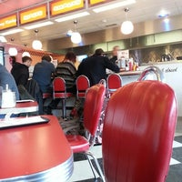Photo taken at Ed's Easy Diner by James S. on 3/29/2013