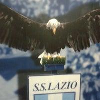 Photo taken at Centro Sportivo Formello SS Lazio by Chiara R. on 5/10/2013