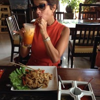 Photo taken at Pasara Thai by Meg D. on 8/21/2014