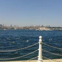 Photo taken at üsküdar by Selvi Ç. on 6/25/2013