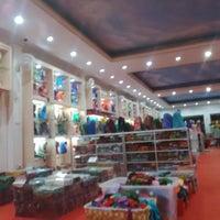 Photo taken at Indah Bordir by Bachtiar S. on 8/17/2014